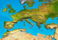 Ivan Stalio | Geography | Space | Maps | Europe | Europa