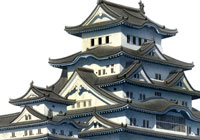 Ivan Stalio | Technical | Architecture | Japanese Castle | Castello Giapponese