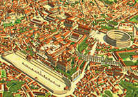 Ivan Stalio | Geography | Space | Maps | Rome | Roma